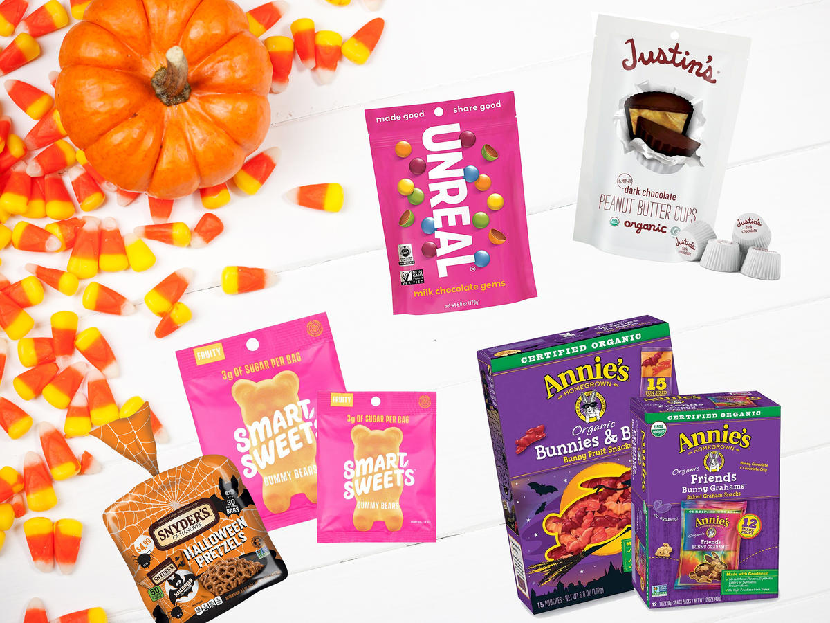 These Are the 10 Healthiest Halloween Candies and Treats at Whole Foods