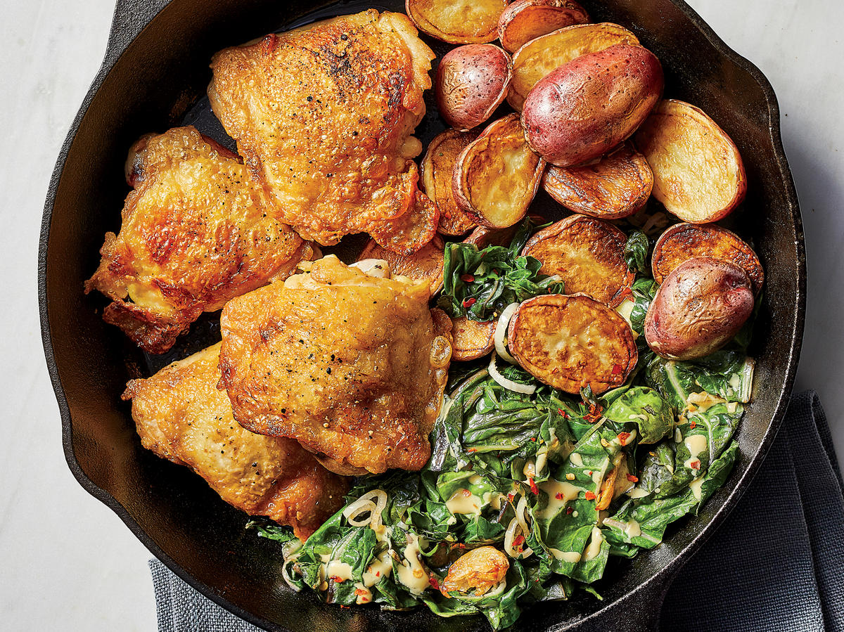 57 Healthy Chicken Thigh Recipes That Are Affordable and Delicious