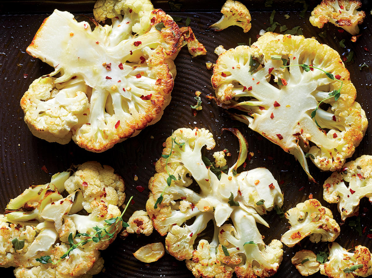 Cauliflower Steaks