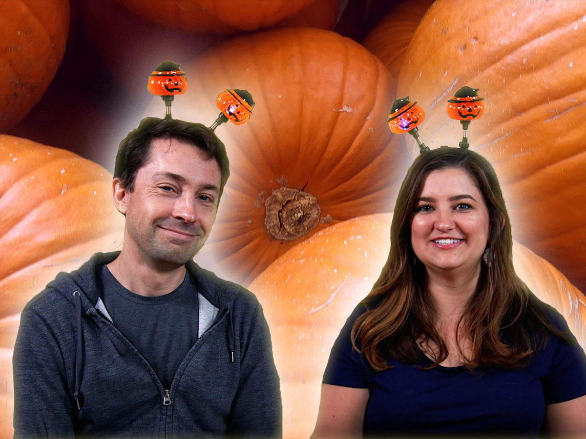 A Very Special Taste Test: Chris and Jaime Try ALL the Pumpkin Spice
