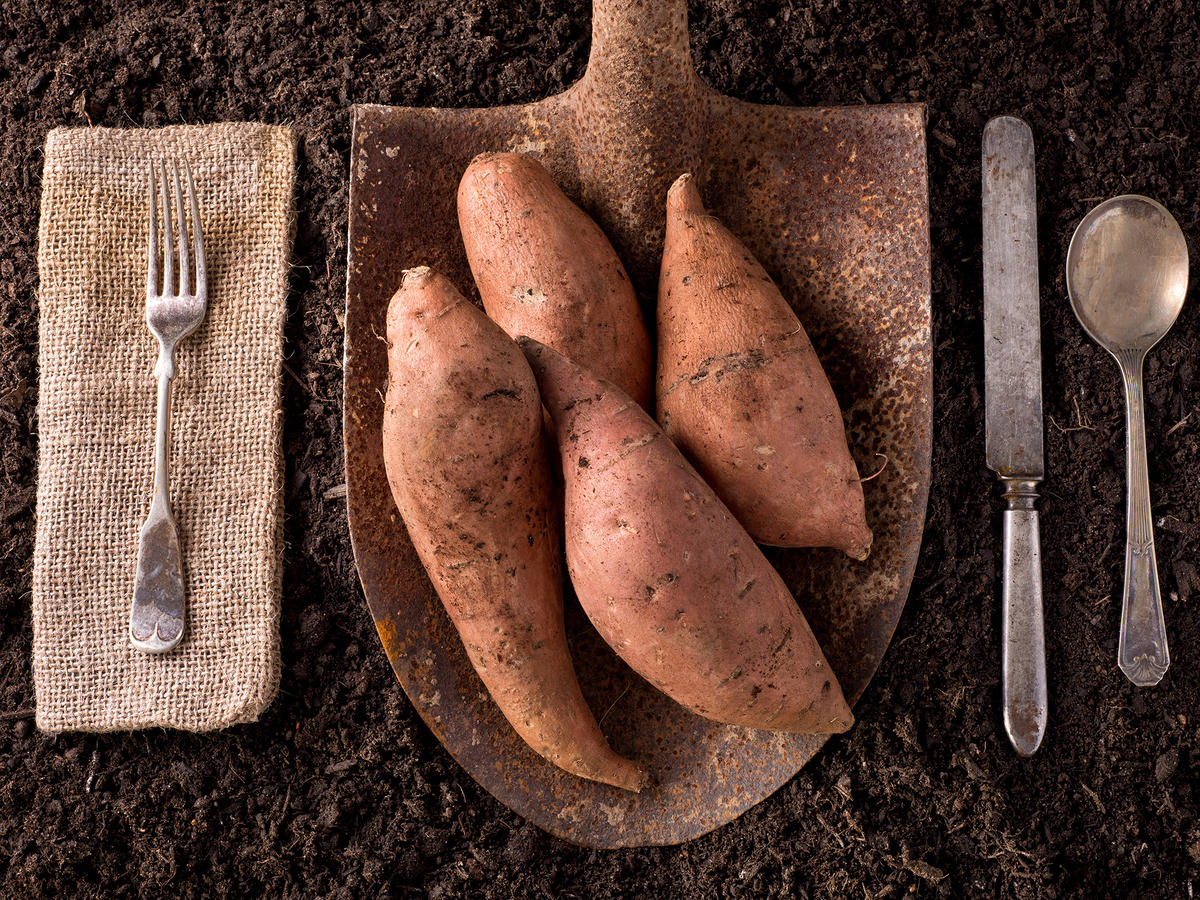 7 Reasons This Nutritionist Loves Sweet Potatoes