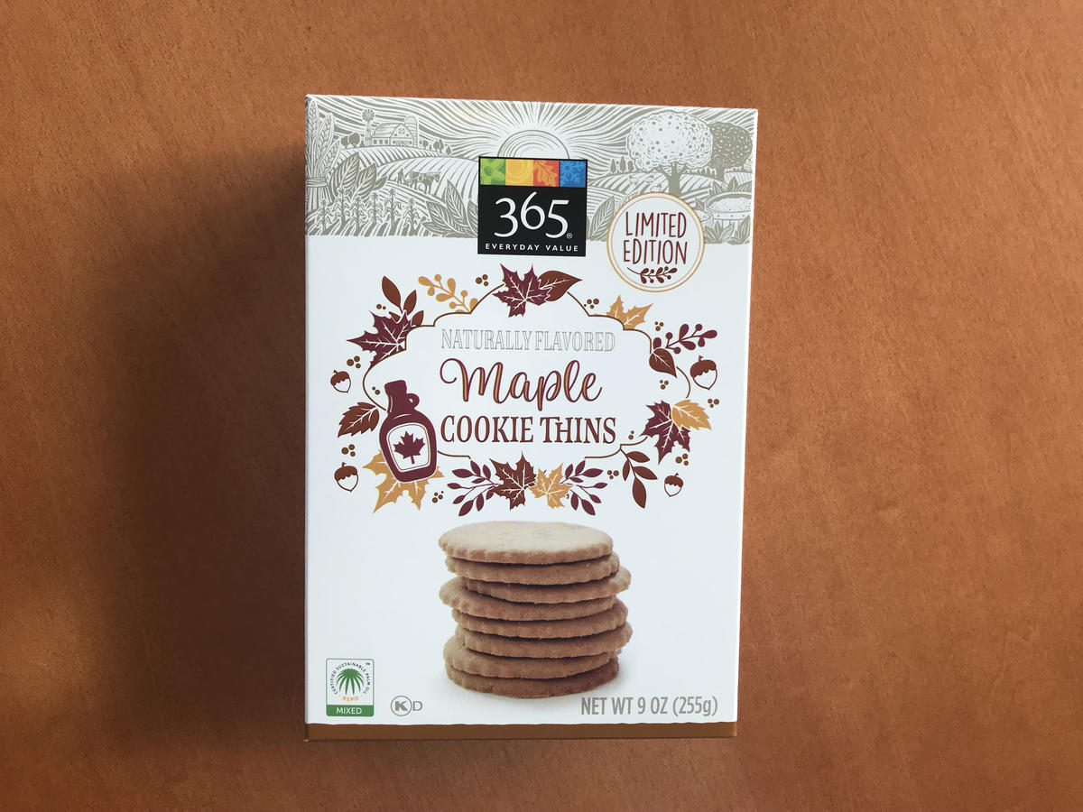 1810w maple cookie thins