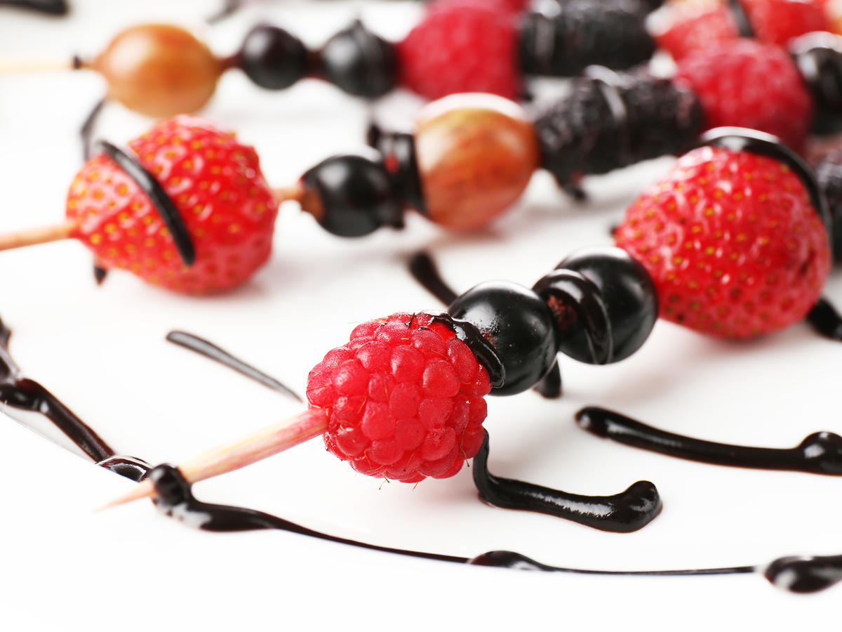 Chocolate Covered Fruit EVERGREEN