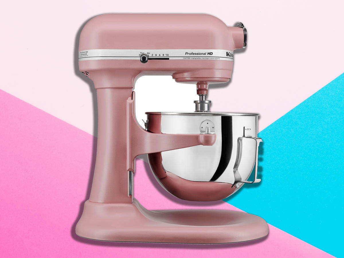 These 7 Stores Have Insane Black Friday Deals on KitchenAid Stand Mixers