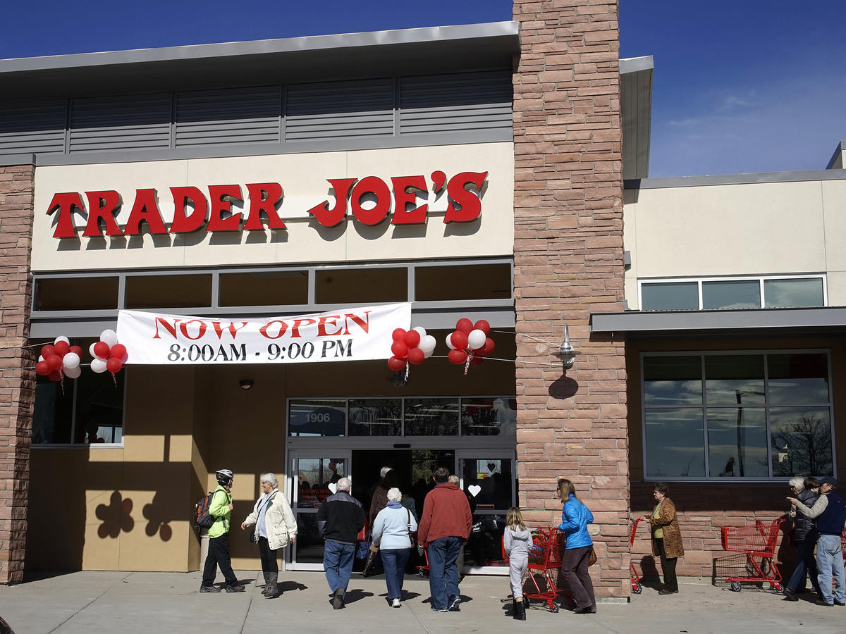 Trader Joe's Most Popular Product of 2018 Has Zero Calories