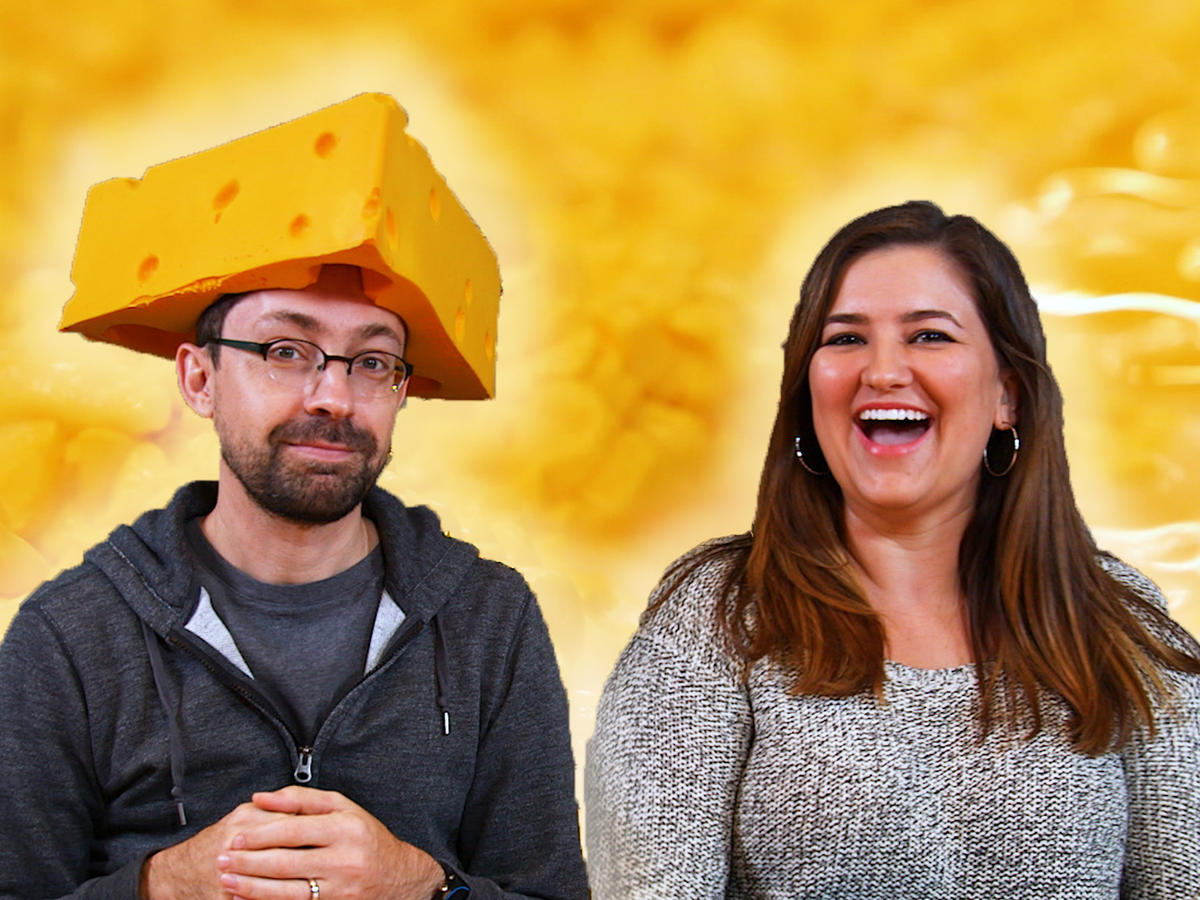 Taste Test: Chris and Jaime Try Cheese Curds