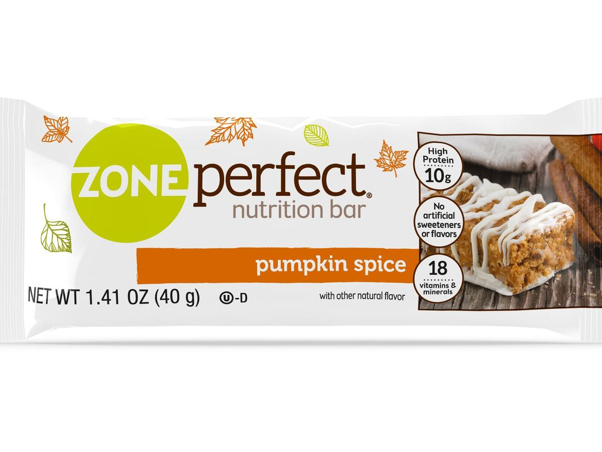 1810 zone perfect pumpkin spice bar