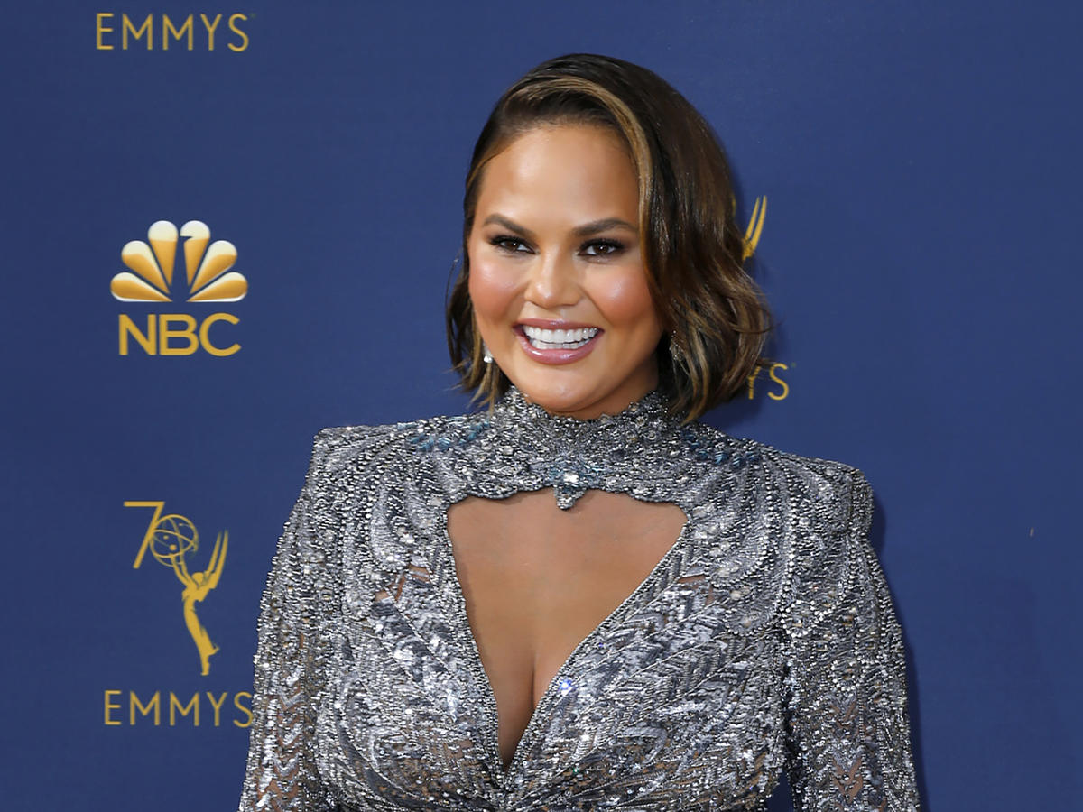 Chrissy Teigen's Next Cookbook Will Be Just for Kids