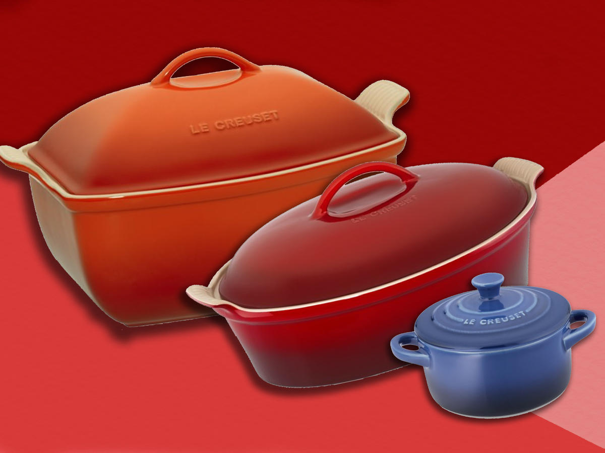 Williams Sonoma Is Having a Major Sale on Le Creuset—And There Are Pieces for Less Than $100