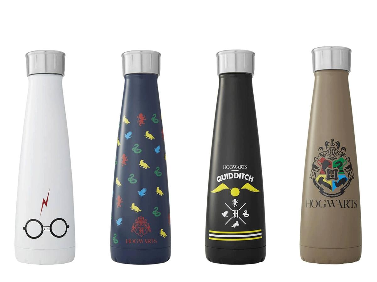 S'well Launched a Line of Harry Potter Water Bottles—And They're All Under $20