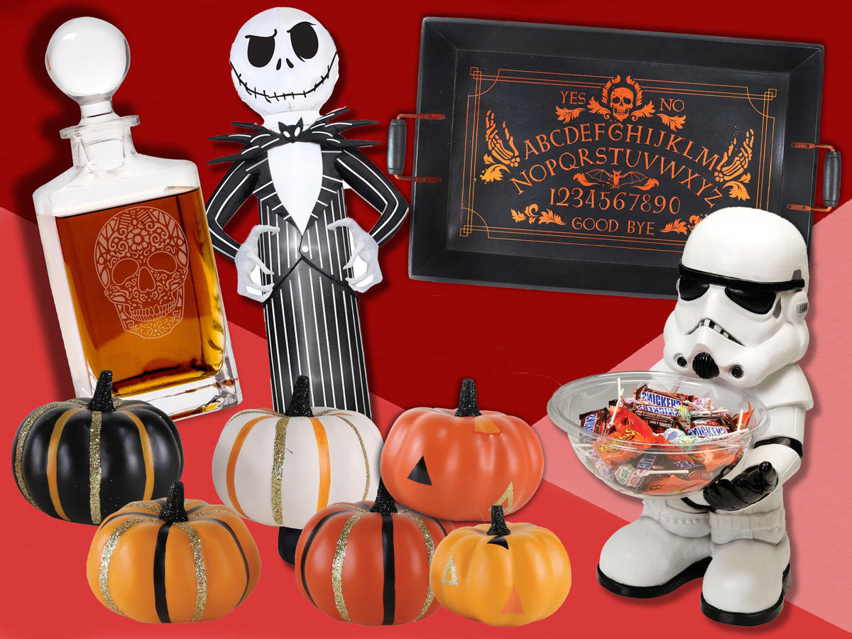 Target Will Deliver These 15 Spooky Halloween Decorations to Your Door With Free Shipping