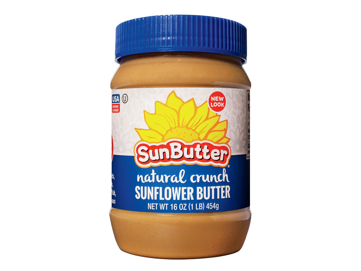 SunButter Natural Crunch Butter