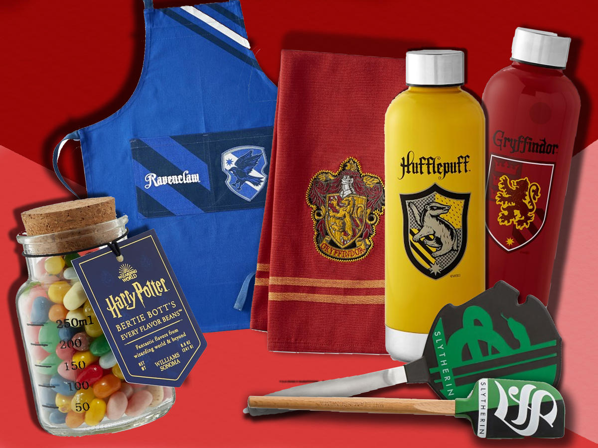 Williams Sonoma Adds New Harry Potter Items Just in Time for Holidays