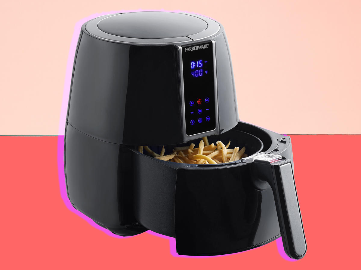 Shop Walmart's Black Friday Deals Now—Including 50% Off This Air Fryer