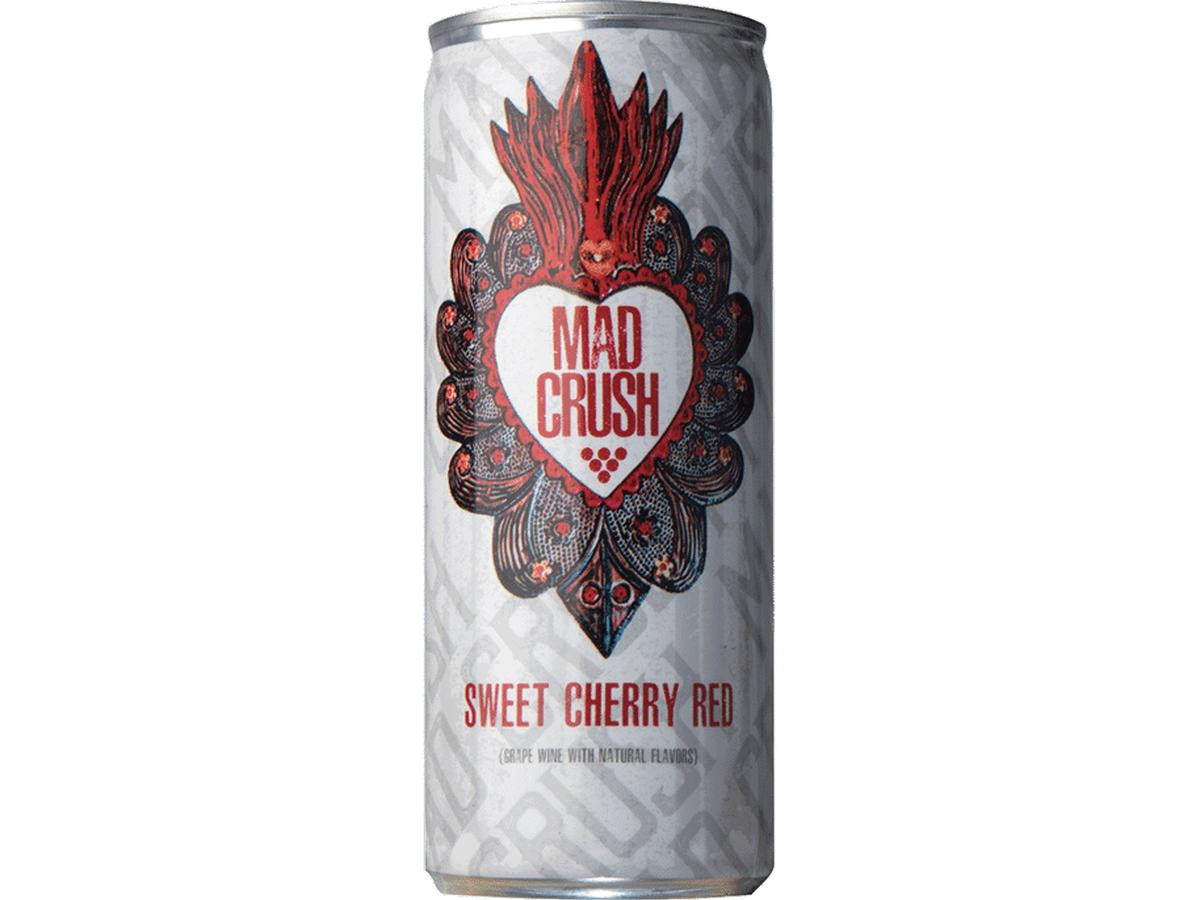 Mad Crush Sweet Cherry Red