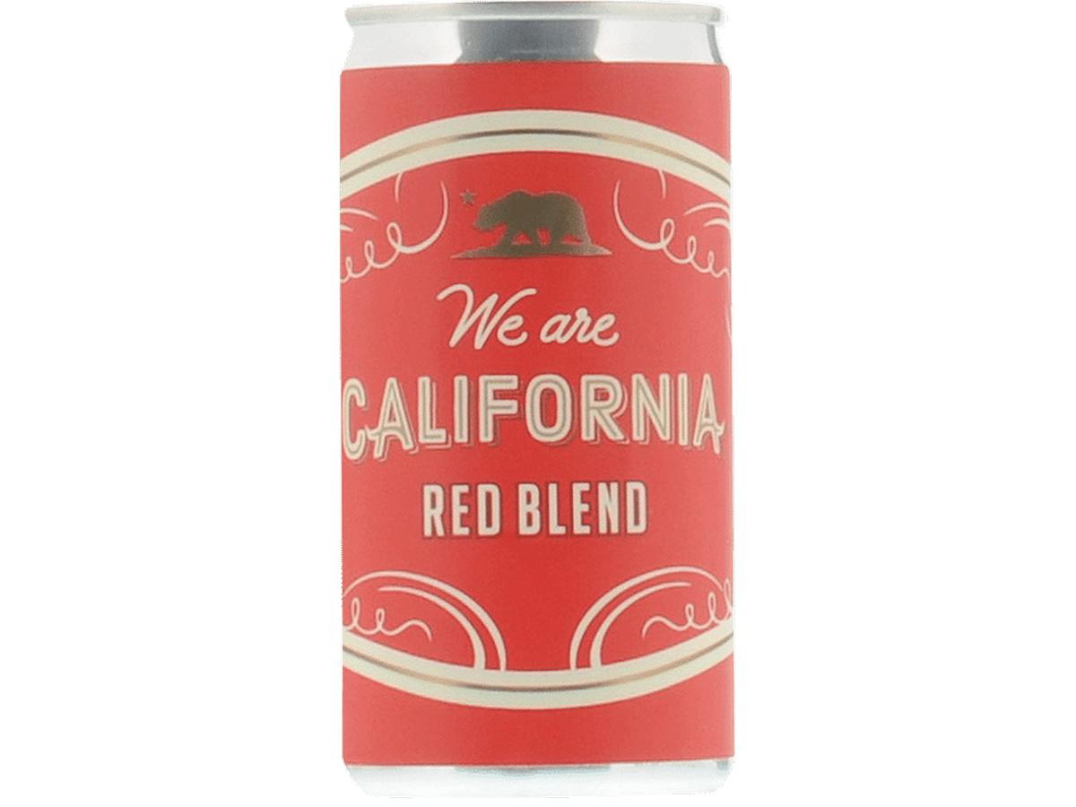 We Are California Red Blend