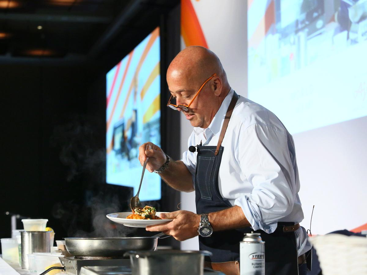The Healthy Reason to Embrace MSG in Your Kitchen, According to Andrew Zimmern
