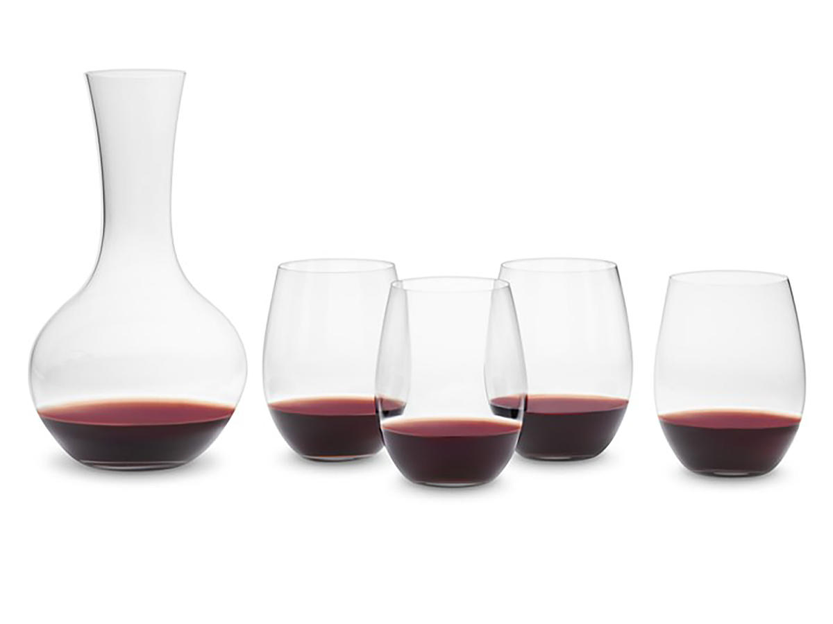 1811w Riddle Wine Glasses