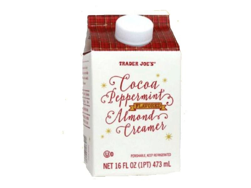 1811w: 3 Trader Joe's Holiday Products You Need Right Now Creamer