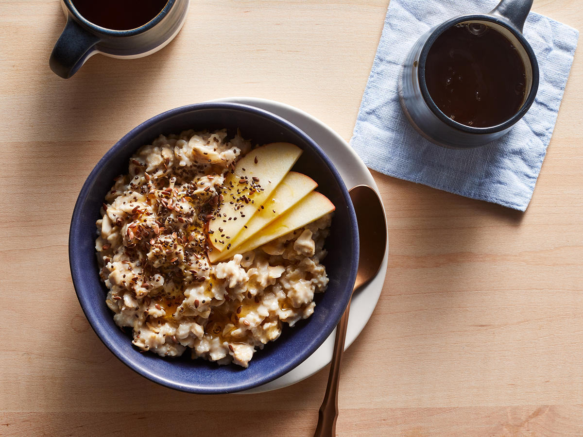 The Only Basic Overnight Oats Recipe You'll Ever Need