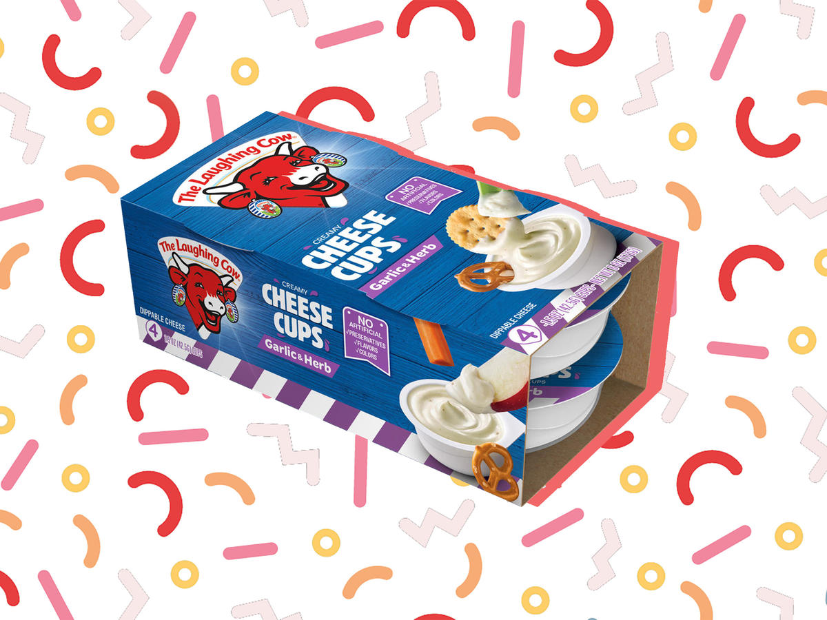 1811w Cheese Cups Laughing Cow