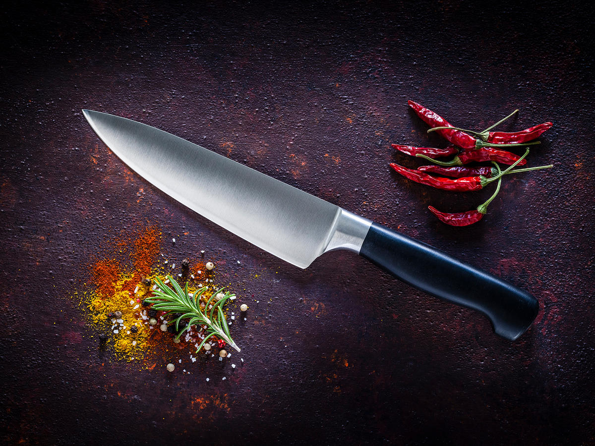 The Best Holiday Gift to Yourself: Get Your Knives Sharpened