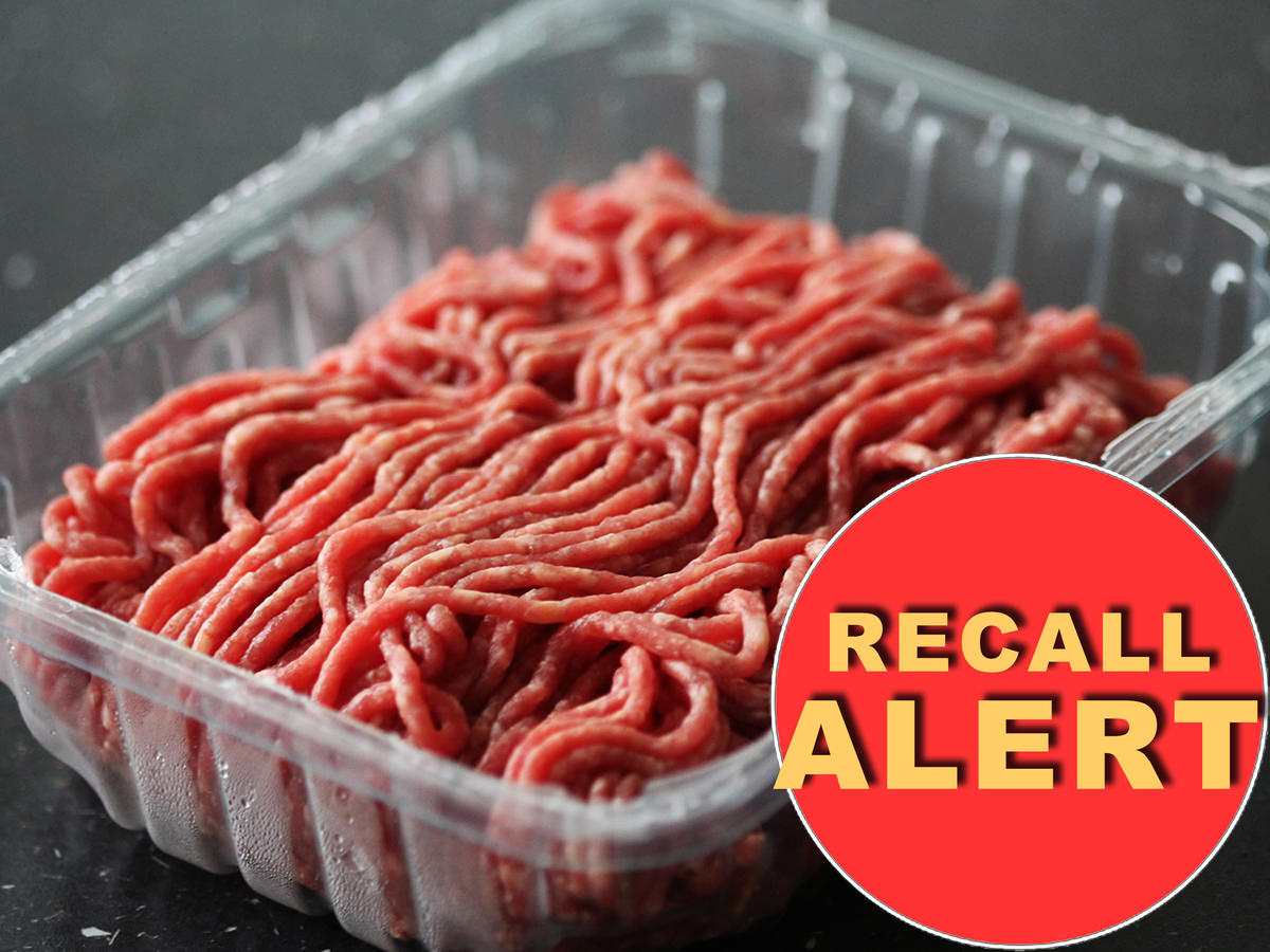 1812w Beef Recall