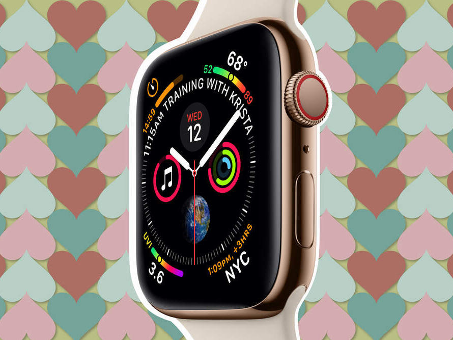 The Apple Watch Series 4 Just Got Some Incredible New Health Features