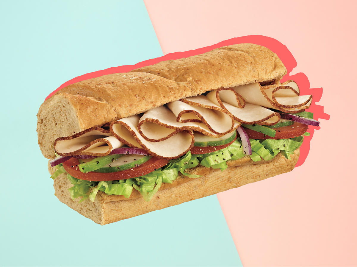 5 Healthy Subway Sandwiches You Should