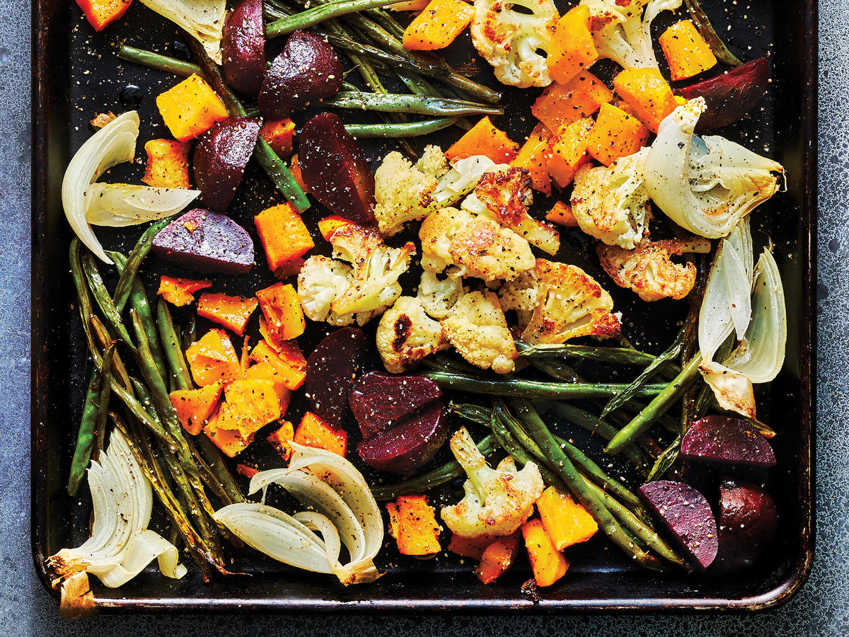 Make-Ahead Roasted Vegetables