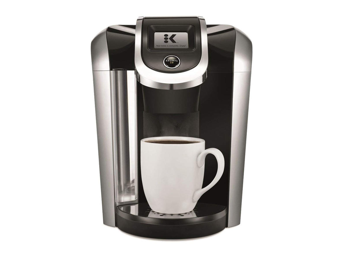 keurig k cup brewer