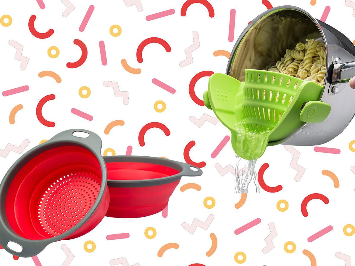 The 5 Best Colanders You Can Buy on Amazon, According to Shoppers