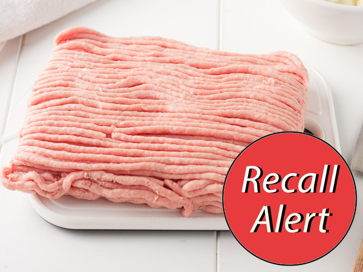 Jennie-O Expands Ground Turkey Recall As First Death Is Reported in Salmonella Outbreak