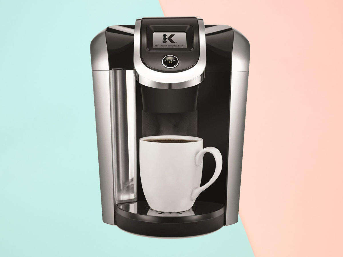 Your Keurig Coffee Maker Can Grow Mold—Here's the Best Way to Clean It