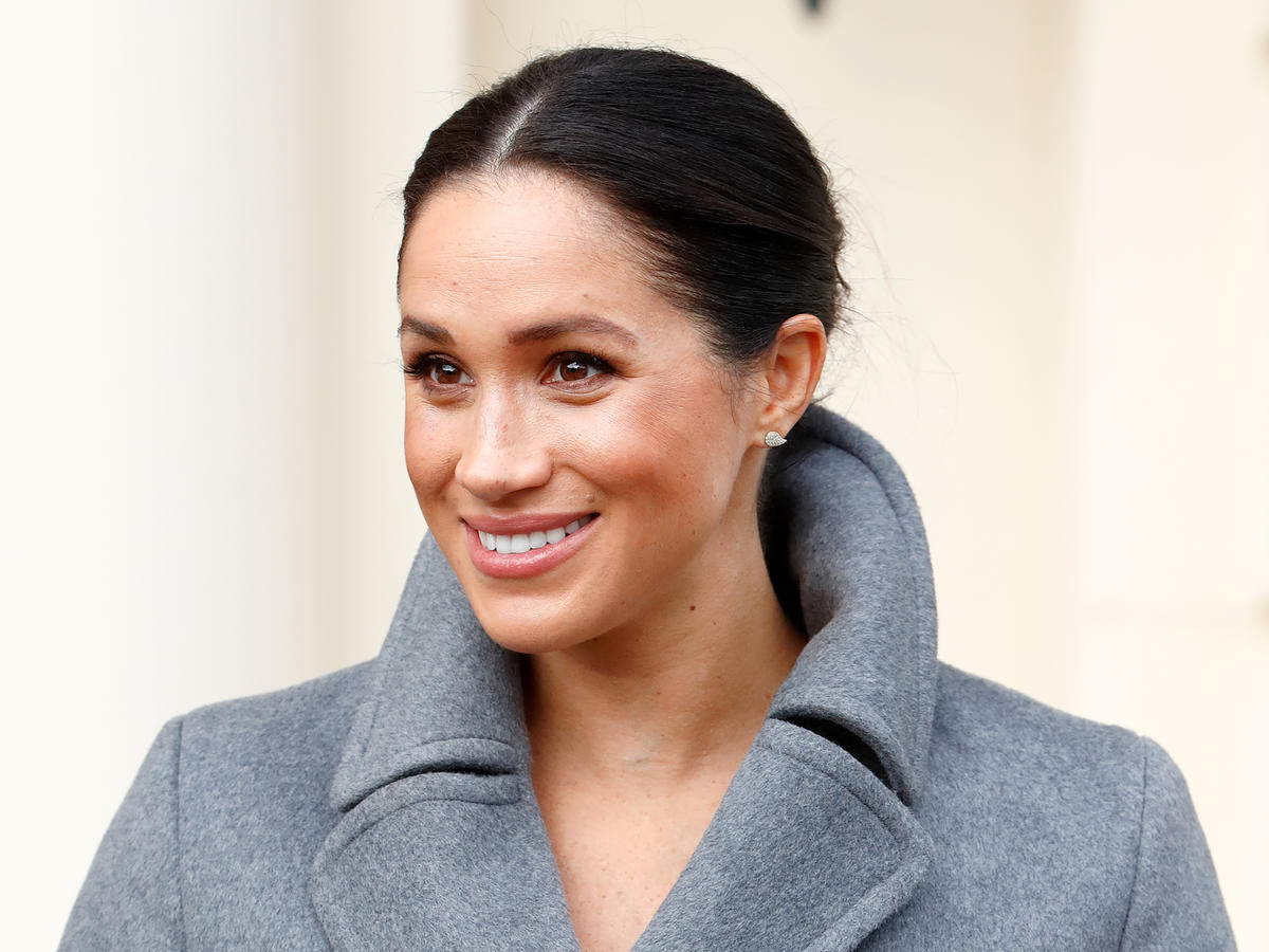 Meghan Markle Inspired Prince Harry to Make an Impressively Healthy Resolution This Year
