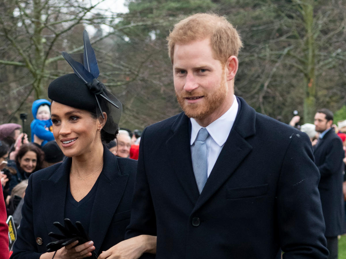 1901w Meghan Markle and Harry