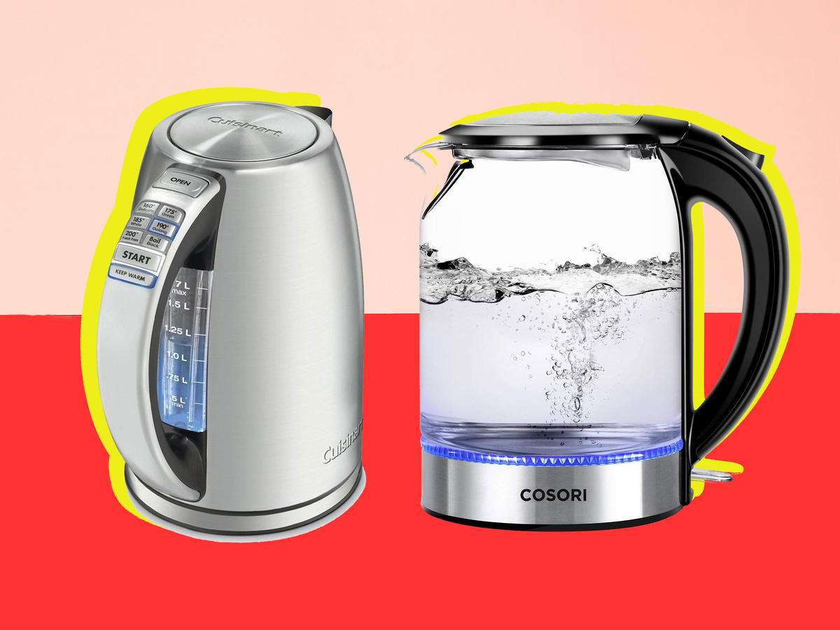 The 7 Best Electric Kettles for Every Purpose