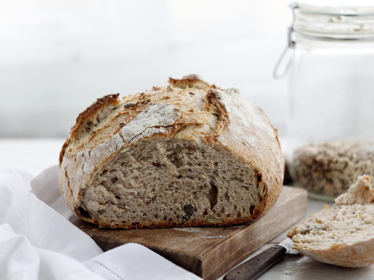 How Healthy Is Sourdough Bread, Exactly?