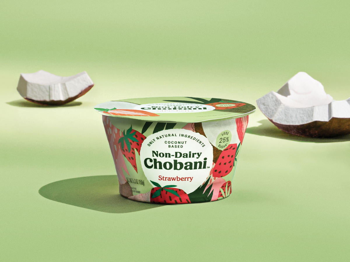1901w Chobani Vegan Yogurt