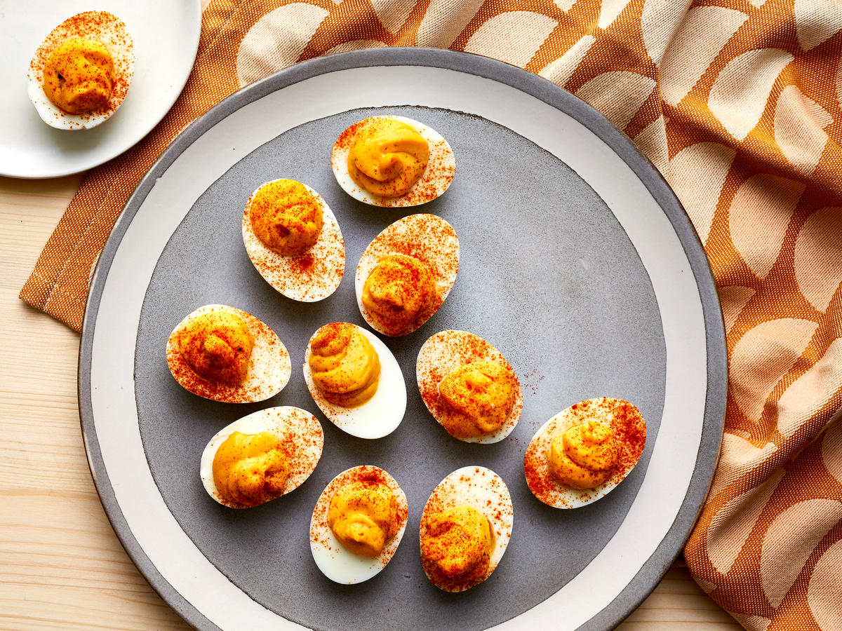 20+ Inventive Ways to Spruce Up Deviled Eggs