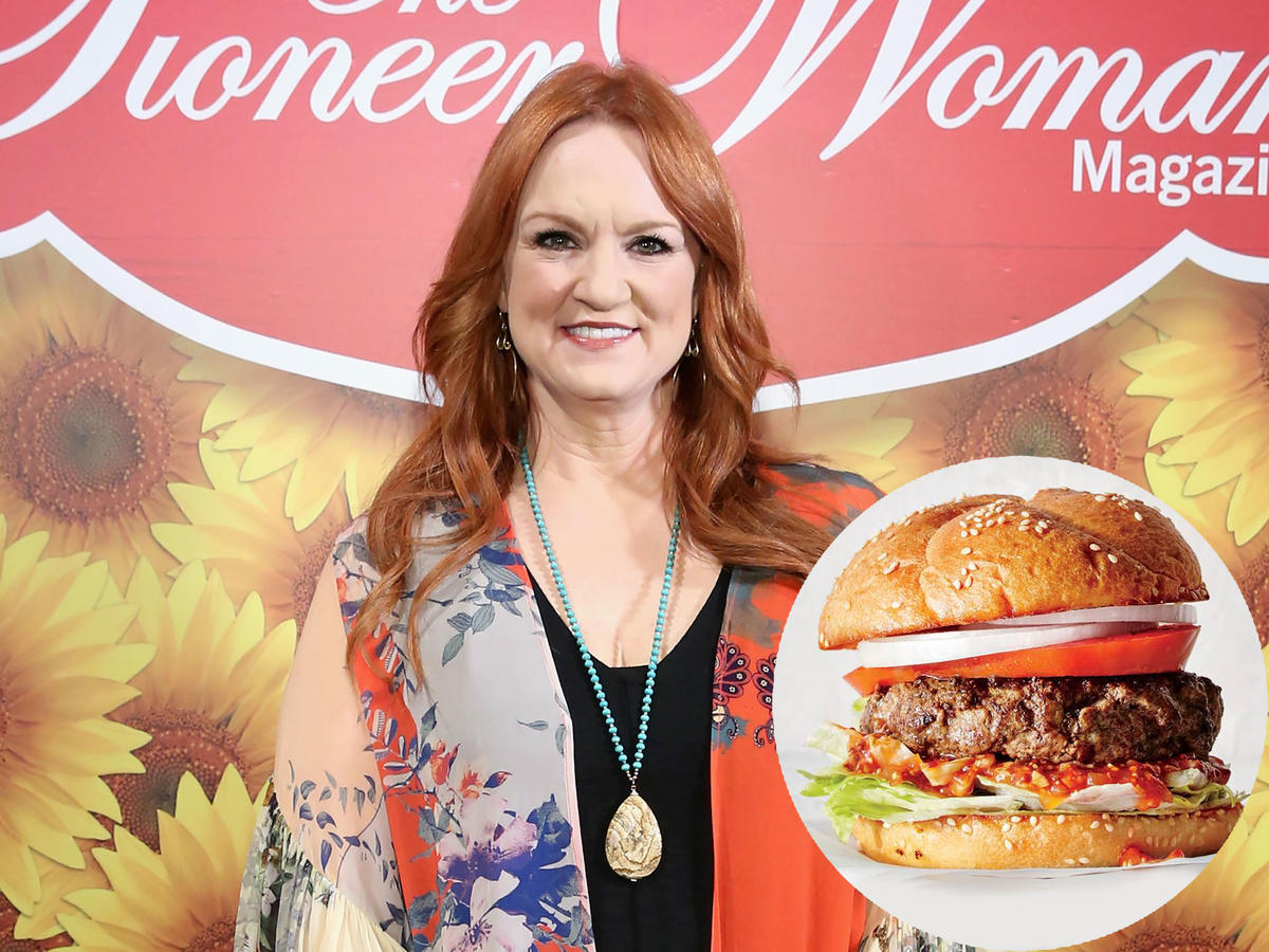 Ree Drummond's Low-Carb Swap for a Healthier Burger Is Actually Genius