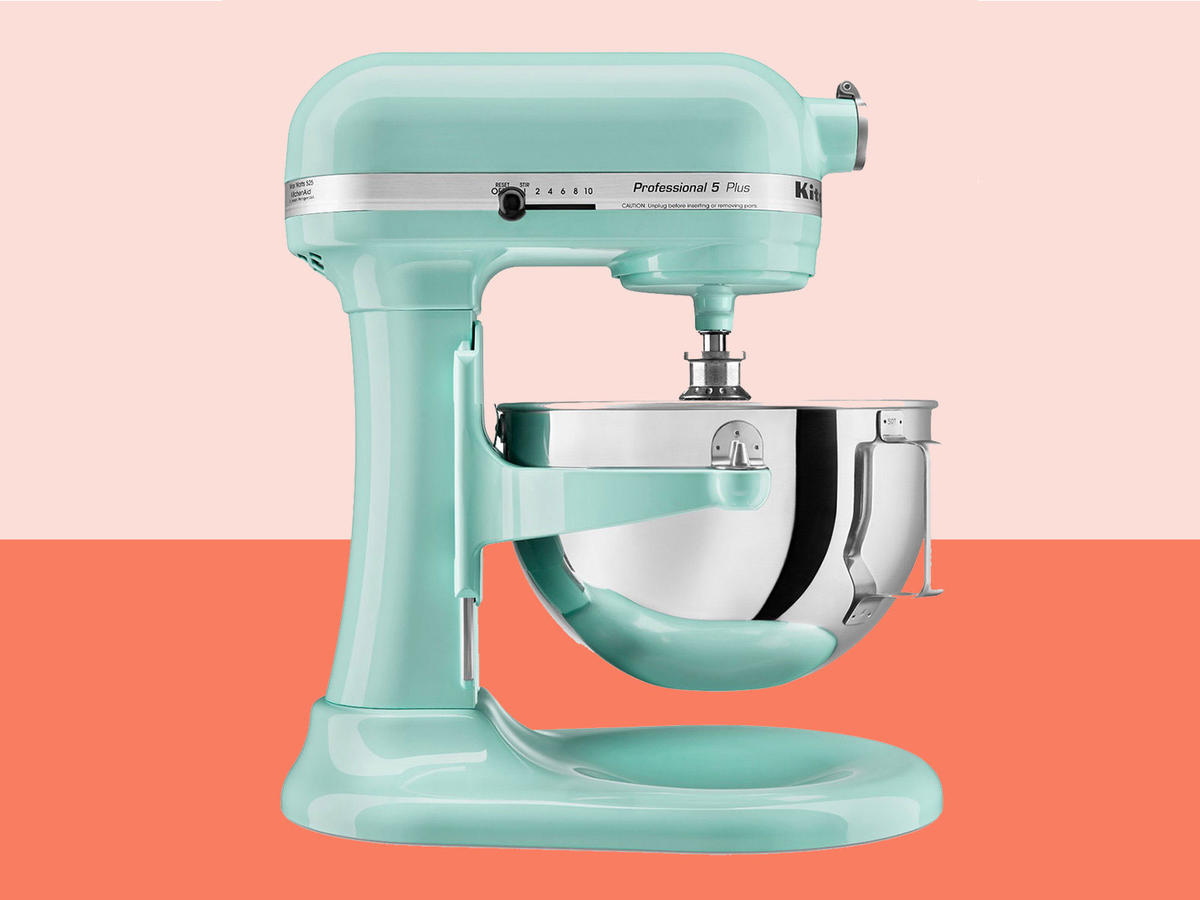 The Most Popular KitchenAid Stand Mixer Color Is...