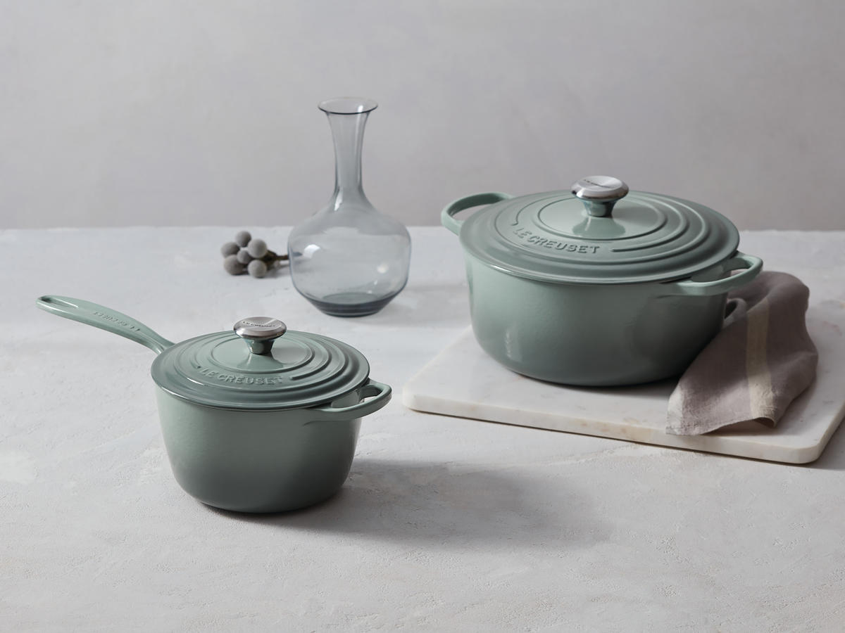 Le Creuset Just Dropped Three New Colors Available Now