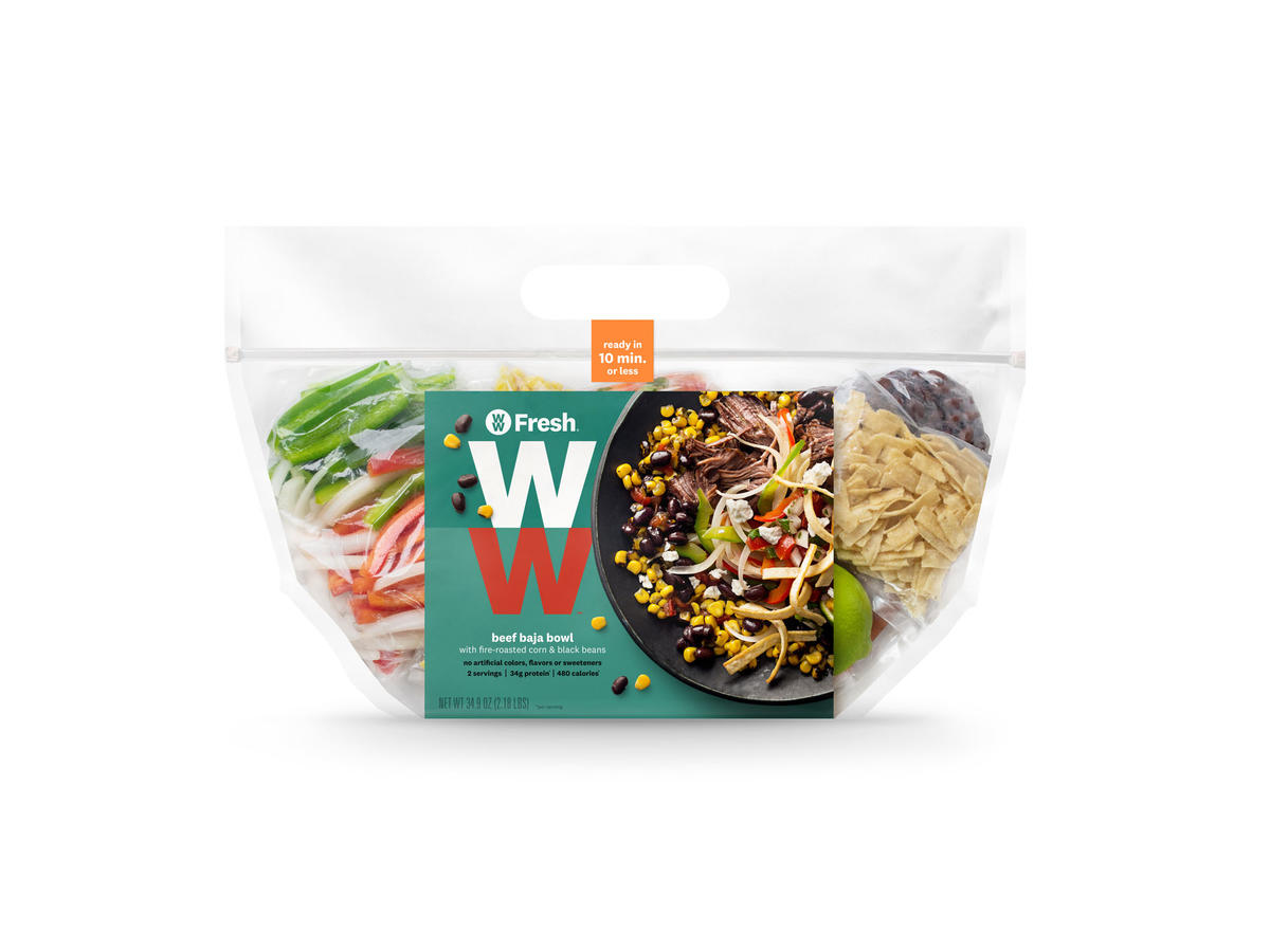 Weight Watchers Rolls Out Quick-Prep Meals Available at Some Grocery Stores