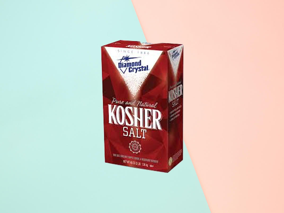 1901w Diamond Crystal Kosher Salt