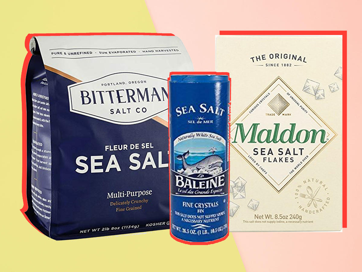 The 8 Best Gourmet Salts Our Editors Actually Use