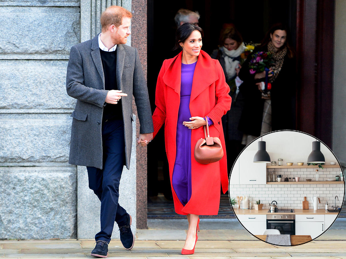 Here's Everything We Know About the Royals' New Kitchen So Far