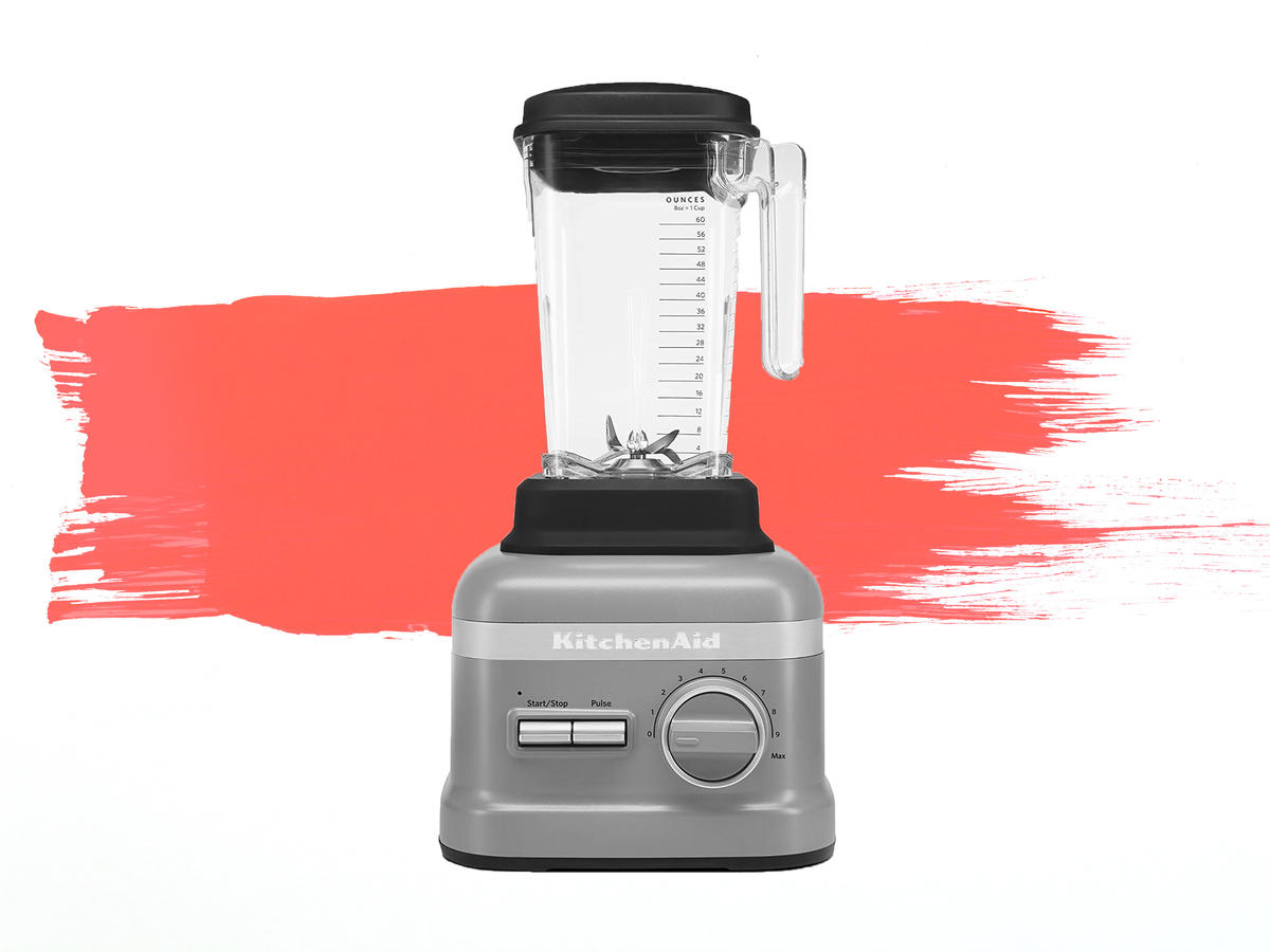 2nd Place Overall: KitchenAid High Performance Series Blender