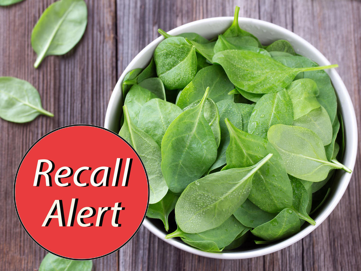 Whole Foods Recalls Baby Spinach and Lettuce Due to Possible