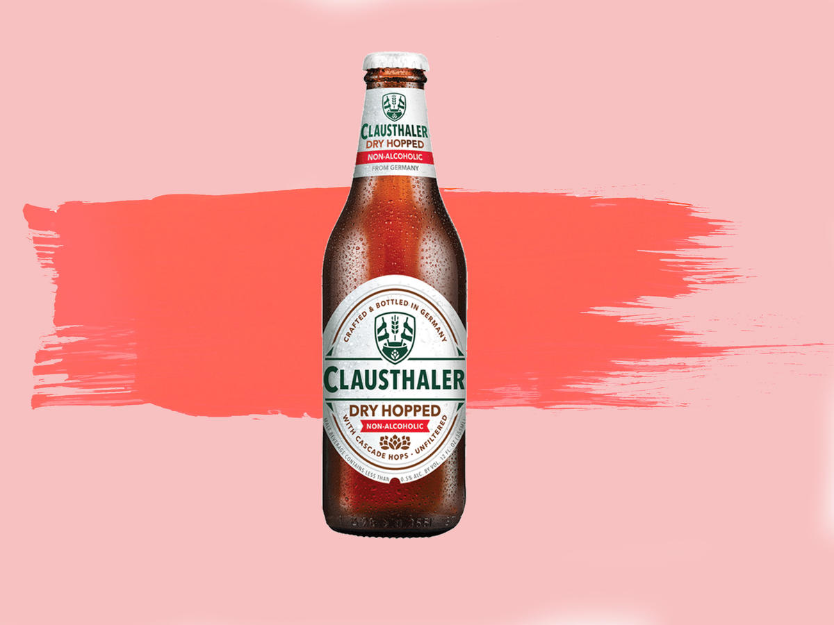 Clausthaler Dry-Hopped Non Alcoholic Beer